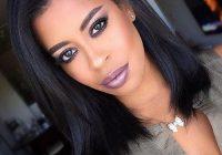 Elegant african american shoulder length hairstyles 15 african Hairstyles For Medium Length Relaxed African American Hair