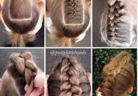 Elegant braider shelley on instagram so here is the step step French Braid Hairstyles For Long Hair Step By Step Ideas