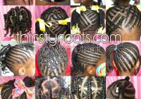 Elegant braids for kids nice hairstyles pictures Kids Hairstyle Braids Choices