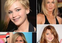 Elegant celebrities with long and short hair popsugar beauty Long Hair With Short Hair Choices