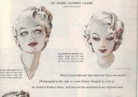 Elegant compliment your style with a 50s hairdo hey viv Short Hair Vintage Style Choices