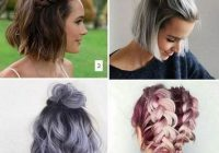 Elegant cool hair style ideas 11 short hair styles easy hair Short Hairstyle You Can Do At Home Ideas