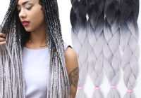 Elegant crochet box braids extensions styles braiding hair for black Braided Hair Extensions Styles Choices