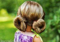 Elegant easy american girl hairstyles even little girls can do Hairstyles For American Girl Dolls Easy Ideas