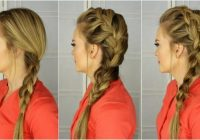 Elegant easy braided hairstyles the best ideas womens alphabet Easy Braided Hair Styles Ideas
