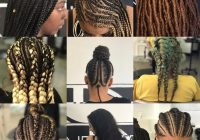 Elegant easy hairstyles for braids african hair tukocoke Different Styles Of Hair Braids Choices