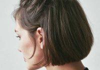 Elegant easy ponytail styles for short hair you will love short Short Hair Pony Styles Inspirations