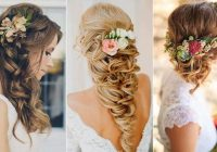 Elegant elegant long short wedding hairstyles for cool brides Short Hairstyles For Bridal Party Inspirations