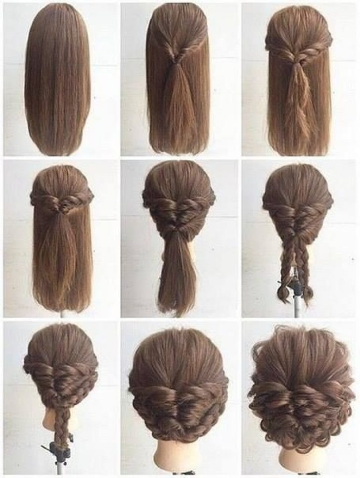 Permalink to 10 Fresh Easy Braided Hairstyles For Medium Length Hair Gallery
