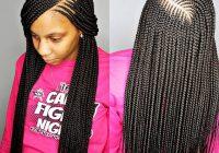 Elegant fashionnfreak african hair braids styles 2019 Eloquent African Hair Braiding Inspirations
