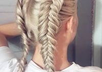 Elegant hairstyle ideas for medium length hair health Braid Styles For Medium Length Hair Ideas