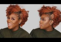 Elegant how to quick easy bob pin hairstyle for short natural hair Styling Short Hair With Bobby Pins Choices