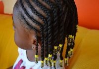 Elegant little black kids braids hairstyles picture toddler African American Braids For Kids Designs