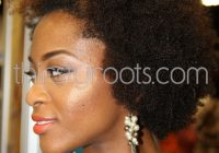 Elegant natural afro hairstyles for black women to wear Natural Hairstyles For African American Ideas
