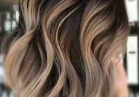 Elegant neutral carmel blonde hair color ideas for short hairstyles Short Hairstyles And Color Ideas Inspirations