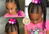 Elegant pin on braid styles for toddlers African American Little Girl Braid Styles