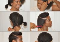 Elegant pin on curly Simple Hairstyles Natural African American Hair Designs