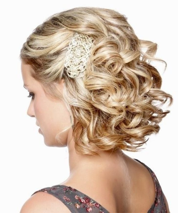 Permalink to 11 Fresh Maid Of Honor Hairstyles For Short Hair
