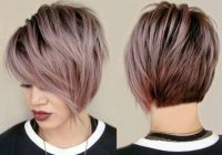 Elegant pin on haircuts Short Haircuts With Color Inspirations