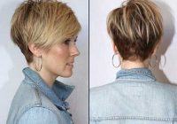 Elegant pin on my style Womens Short Haircuts Front And Back Ideas