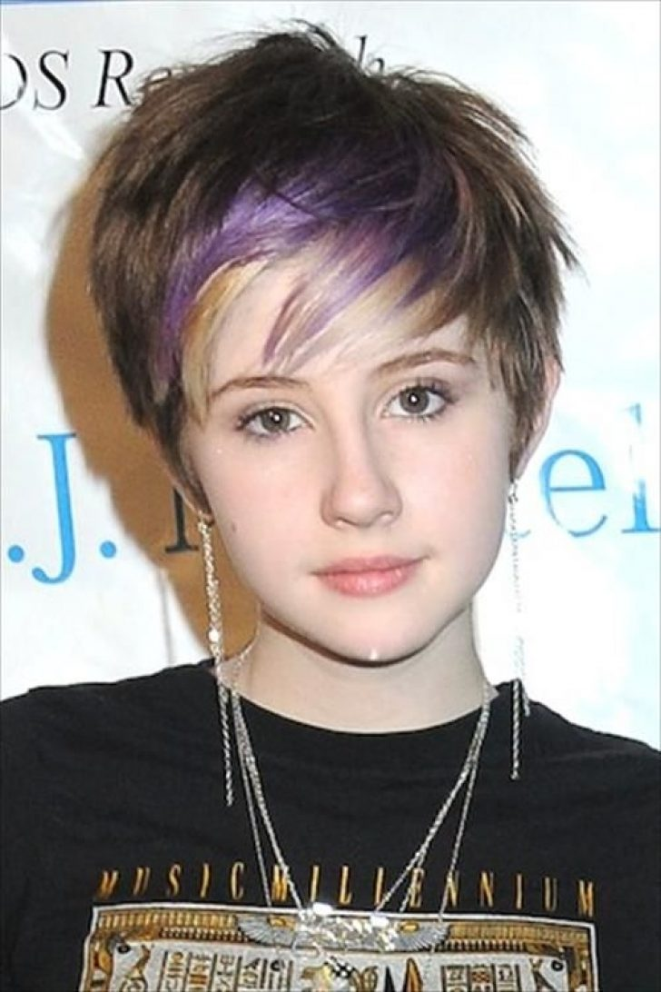 Permalink to 10 Awesome Cute Short Hairstyles For Tweens Gallery