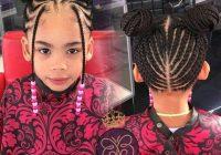 Elegant rainmoneyy lil girl Kids Hair Braid Styles Choices
