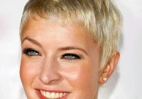 Elegant really short hairstyles after chemo 2014 long face Short Haircuts For Chemo Patients Choices