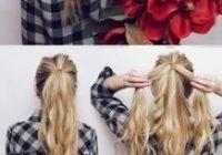 Elegant school hairstyles tumblr Braids Hairstyles Tumblr For School Ideas