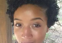 Elegant short afro hairstyle short afro hairstyles curly hair Short Natural Curly African American Hairstyles
