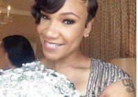 Elegant short hair short wedding hair black wedding hairstyles African American Short Wedding Hairstyles Ideas
