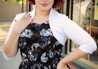 Elegant short pinup hair rockabilly short hair pinup hair short Pin Up Styles For Short Hair Choices
