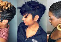 Elegant short weave hairstyles 2019 black female 50 short haircuts Short Weave Hairstyles For African American Designs