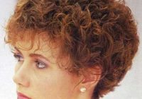 Elegant very short permed curly haircuts short permed hair permed Hair Perm Short Style Ideas