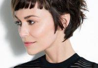 Elegant women hairstyles for short ba bangs 2020 haircut with Bang Styles For Short Hair Ideas