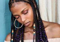 fashionnfreak african hair braiding cornrows Eloquent African Hair Braiding Ideas