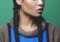french braid hairstyles for black women easy braid haristyles French Braid Hairstyles For African American Hair Ideas