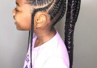 Fresh 10 holiday hairstyles for natural hair kids your kids will Natural Hair Braid Styles Kids Choices