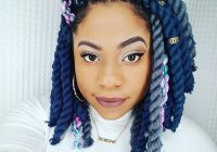 Fresh 125 trendy yarn braids you should wear Braids With Yarn Hair Styles Inspirations