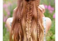 Fresh 135 cute and easy hairstyles to do when youre running late Easy Hairstyles For Long Hair No Braids Inspirations