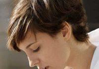 Fresh 15 pixie cuts for thick hair Short Pixie Hairstyles For Thick Hair Ideas