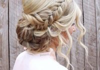 Fresh 154 updos for long hair featuring beautiful braids and buns Braided Buns For Long Hair Choices
