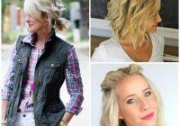 Fresh 18 easy styles for short hair Styling Tips Short Hair Inspirations