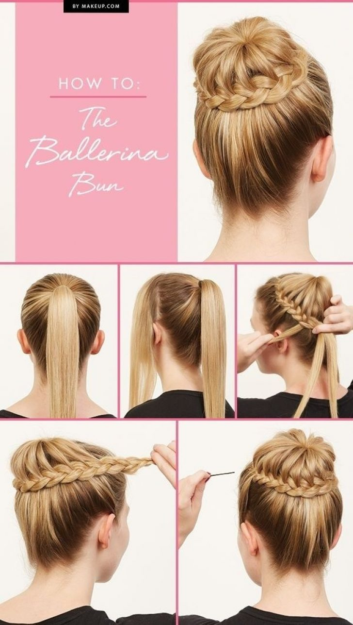 Permalink to 10 Awesome Long Hair Braid Updo Tutorial