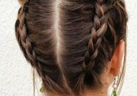 Fresh 20 stylish bun hairstyles to try in 2020 the trend spotter Braided Hair Bun Styles Ideas