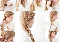 Fresh 20 terrific hairstyles for long thin hair Braids For Long Thin Hair Choices