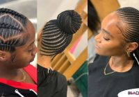 Fresh 2020 braided hairstyles glorious latest hair trends Latest Trending Braids Hairstyles Inspirations