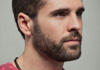 Fresh 21 45 elegant short beard styles for men 2017 beard Mens Short Facial Hair Styles Inspirations