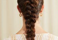 Fresh 22 seriously easy braids for long hair 2019 update Easy Hairstyles Long Hair Braids Choices