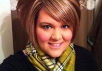 Fresh 23 short hairstyles for chub faces Short Haircuts For Fat Women Ideas