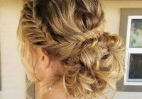 Fresh 24 beautiful bridesmaid hairstyles for any wedding the goddess Short Hair Wedding Styles Bridesmaid Inspirations